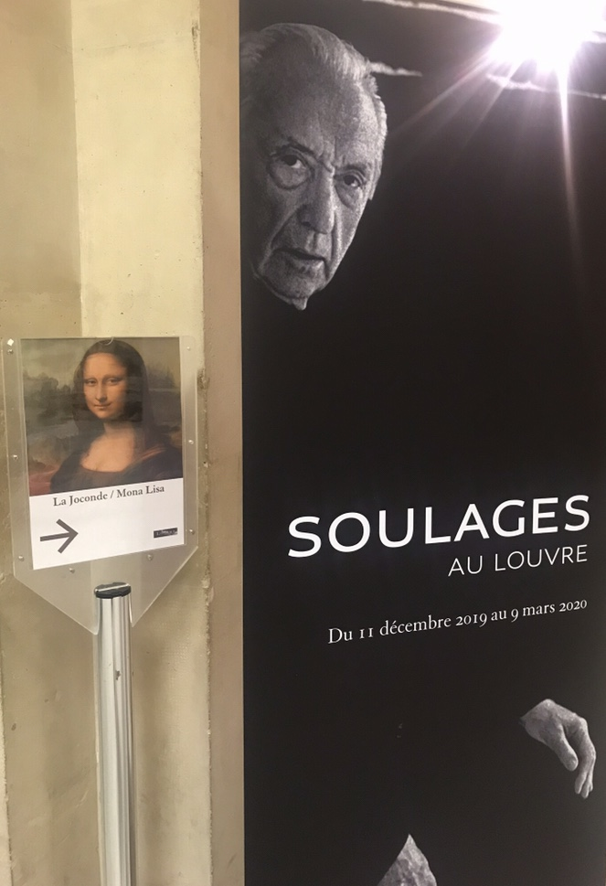 Curious and Creative at 100 years old – Pierre Soulages